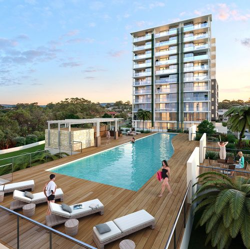 Cheap Apartments In: Affordable Apartments In A Seaside Address